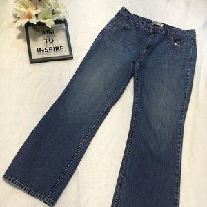 Signature Levi Jeans Bootcut, Size 14M, EUC, Blue